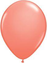 Qualatex Balloons Coral 12cm