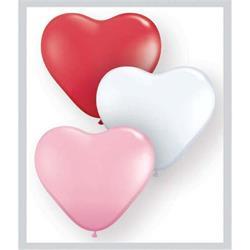 Hearts Love Asst 38cm