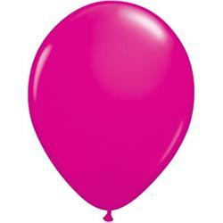 Qualatex Balloons Wild Berry 40cm