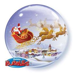 A Visit From St. Nicholas Bubble