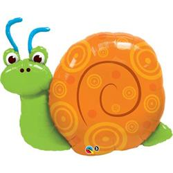 Cute Swirly Snail 91cm