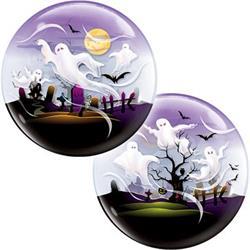 Spooky Ghosts Bubble 55cm