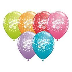 Birthday Candy-A-Round festive Asst