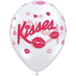 Kisses Diamond clear