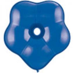 """Geo Blossom Sapphire Blue  6"""" - 15cm"""
