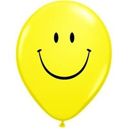 Smile yellow 40cm