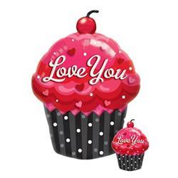 Love You Cupcake 88cm