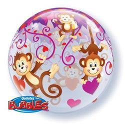 Bubble Love Monkeys