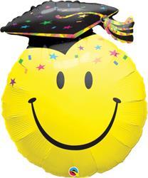 Smile Face Party Grad 91cm