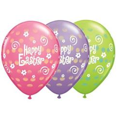 Happy Easter Polka Dots 28cm