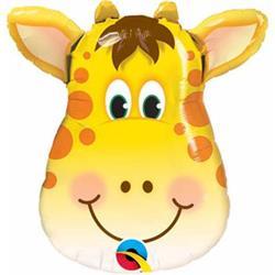 """Jolly Giraffe Mini Shape 14"""""""