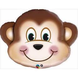 "Mischevious Monkey Mini Shape 14"""