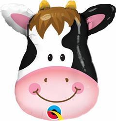 "Contented Cow Mini Shape 14"""