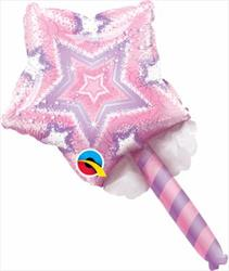 Magic Wand Mini Shape 14""