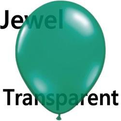 Qualatex Balloons Jewel Emerald Green 12cm
