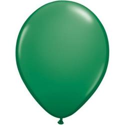 Qualatex Balloons Green 12cm