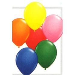 Qualatex Balloons Standard Asst 12cm