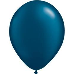Qualatex Balloons Pearl Midnight Blue 12cm