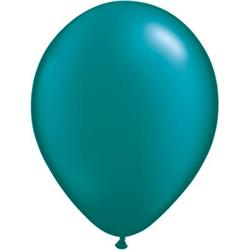 Qualatex Balloons Pearl Teal 12cm