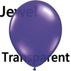 Qualatex Balloons Quartz Purple 12cm