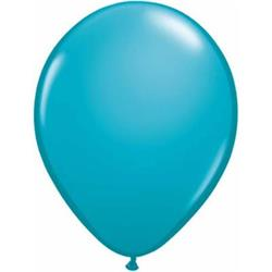 Qualatex Balloons Tropical Teal 12cm