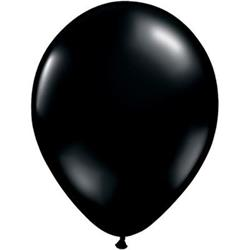 Qualatex Balloons Onyx Black 28cm