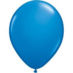 Qualatex Balloons Dark Blue 28cm