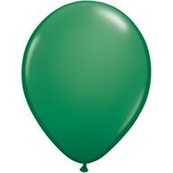 Qualatex Balloons Green 28cm