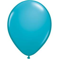 Qualatex Balloons Tropical Teal 28cm