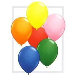 Qualatex Balloons Standard Asst 40cm