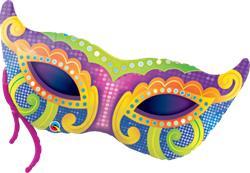 Mardi Gras Mask 96cm