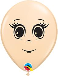 Womans Face Blush 12cm