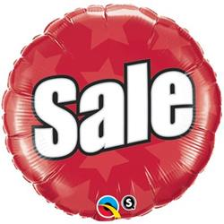 Qualatex Balloons Sale Foil Unpackaged 45cm