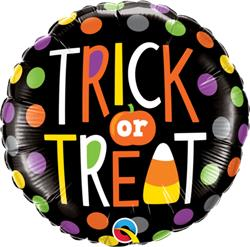 Trick or Treat Dots 45cm