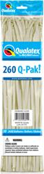 Q-Pack 260q Diamond Clear