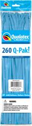 Q-Pack 260q Neon Blue