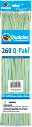 Q-Pack 260q Neon Green