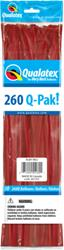 Q-Pack 260q Ruby Red