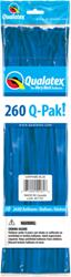 Q-Pack 260q Sapphire Blue