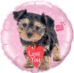 Love You Terrier 45cm
