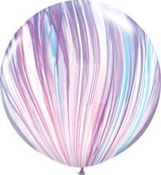Qualatex Balloons Fashion Agate 76cm