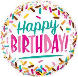 Birthday Sprinkles 45cm