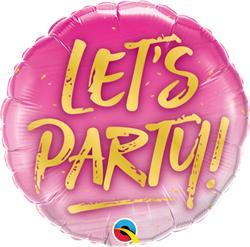 Lets Party! 45cm