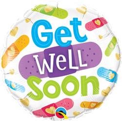Get Well Soon Bandages 45cm