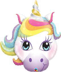 Qualatex Foil Shape Magical Unicorn 96cm.