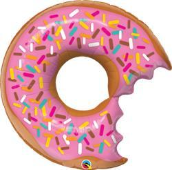 Bitten Donut with Sprinkles 91cm