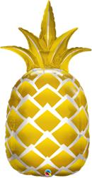 Golden Pineapple Shape 111cm
