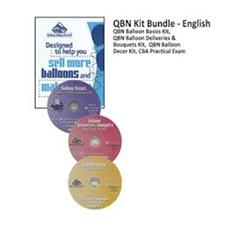 QBN DVD Bundle - 3 dvd Kit