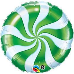 Candy Swirl Green 45cm