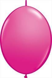 Quicklink Balloons 30cm Wild Berry Qualatex